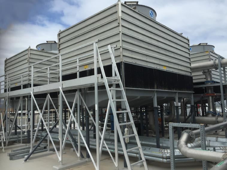 commercial air conditioning equipment